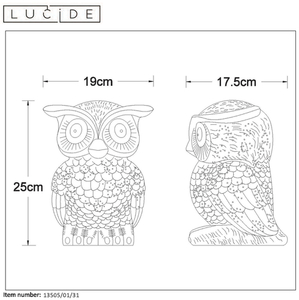 Lucide OWL 13505/01/31 small 1