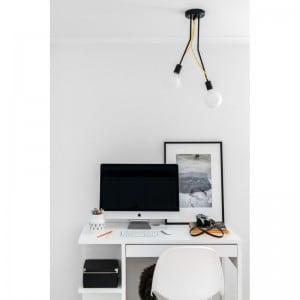 Lampa Industrialna sufitowa Loft Tubo 4  small 1