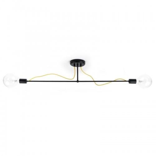 Lampa Industrialna sufitowa Loft Tubo 6