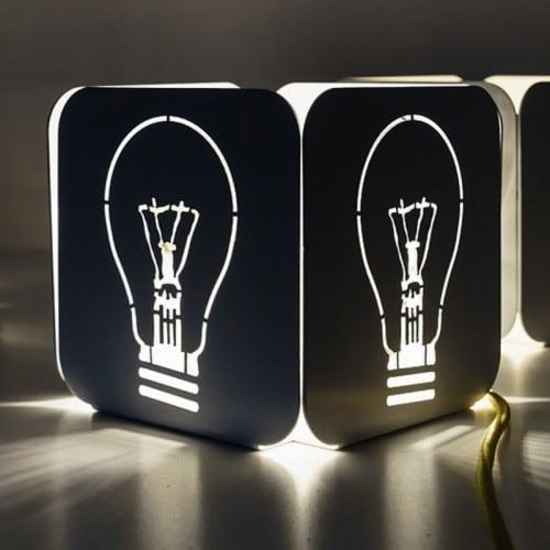Lampa biurkowa Haakon
