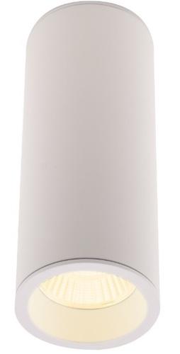 Long C0153 lampa sufitowa/plafon okrągły biały Max Light