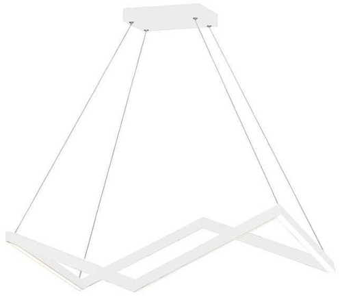 ORIGAMI lampa wisząca duża biała P0364 MAX LIGHT