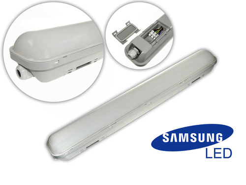 Oprawa hermetyczna LED Volter 70W 150cm 4000K