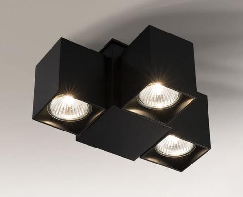 Plafon reflektor potrójny regulowany Shilo BIZEN 2246