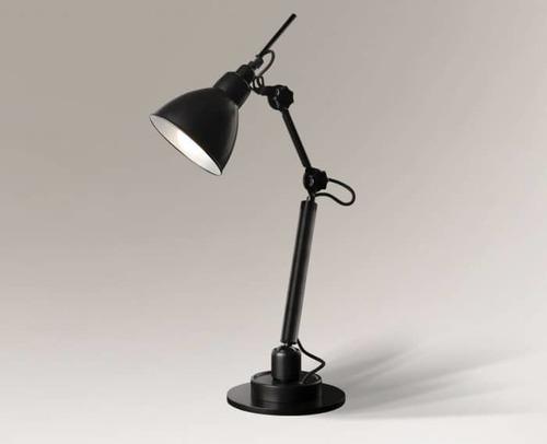 Loftowa designerska lampa stołowa Shilo Daisen 2279