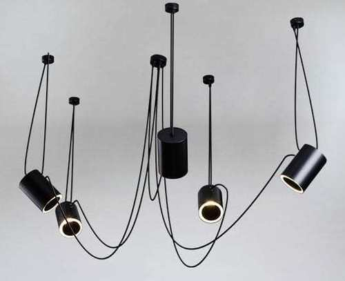 Lampa wisząca DUBU 9028 Shilo - DOHAR