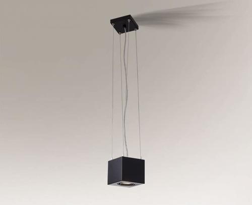 Lampa wisząca kostka SHILO AWA H 5598