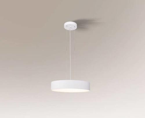 Lampa wisząca ~40 SHILO BUNGO 5516-B