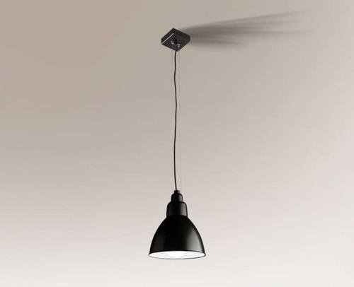 Lampa sufitowa wisząca DAISEN 5595 Shilo E27