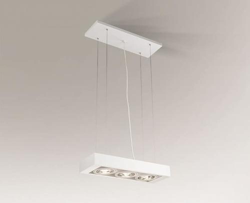 Lampa prostokątna KOGA 5616 Shilo G53 50W