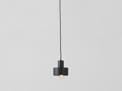 Lampa wisząca FAY 1 S - czarny