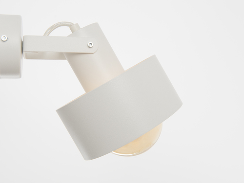 Lampa ścienna FAY WALL PLUS - biały