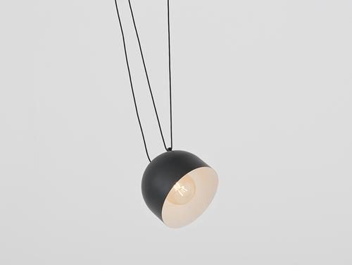 Lampa wisząca POPO L 1 - czarny