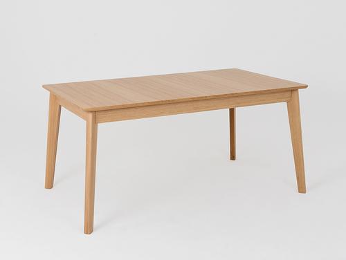 Stół jadalniany WOODYOU 160x90 rozkł. - dąb lity