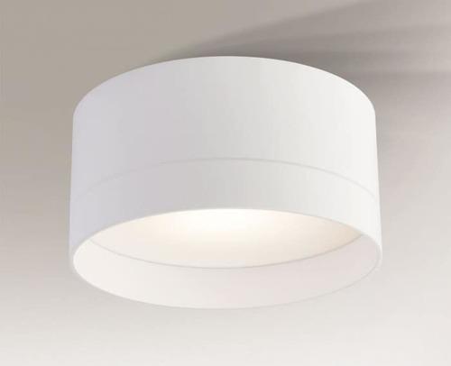 Plafon okrągły lampa sufitowa Shilo Tosa 8009