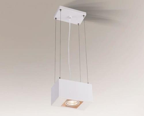 Lampa wisząca regulowana SHILO SETO 5502
