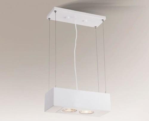 Lampa wisząca regulowana SHILO SETO H 5600