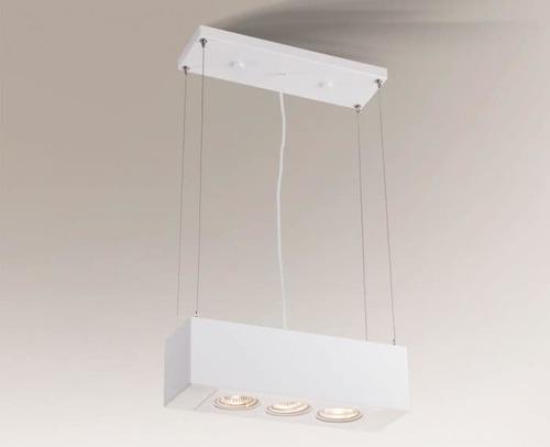 Lampa wisząca regulowana SHILO SETO H 5601