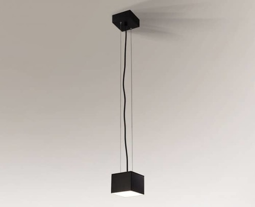 Lampa wisząca kubik SHILO SUWA 5547