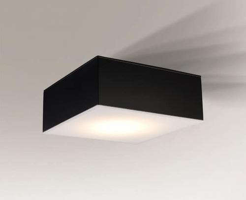 Plafon kwadratowy lampa sufitowa IP44 Shilo Zama 8012-Led