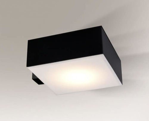 Plafon kwadratowy lampa sufitowa IP44 Shilo Zama 8014-Led
