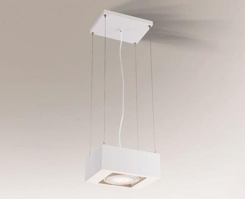 Lampa sufitowa wisząca UTO 5506 Shilo GU10 ES111 50W