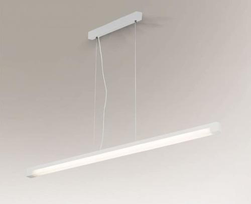 Lampa wisząca świetlówka SHILO SUMOTO 5566