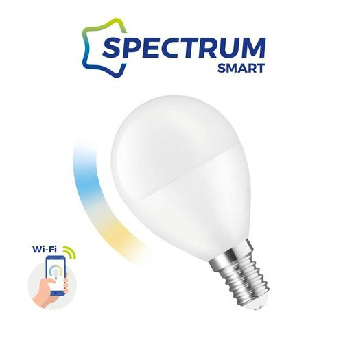 Led Kulka 5w E-14 230v Cct+Dimm Wi-Fi Spectrum    Smart