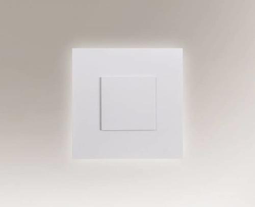 Kinkiet lampa ścienna kwadratowa Shilo NIMI 4464