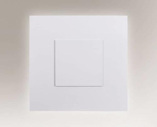 Kinkiet lampa ścienna kwadratowa Shilo NIMI 4466