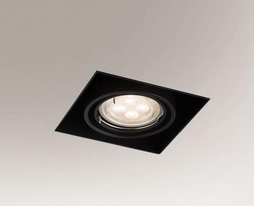 Spot OMURA 3301 kwadratowy GU5.3 50W