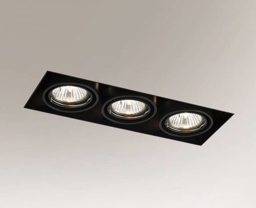 Lampa downlight OMURA 3303 3xGU10 50W