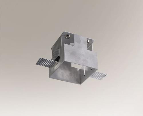Skrzynka montażowa OMURA 3336 spot aluminium