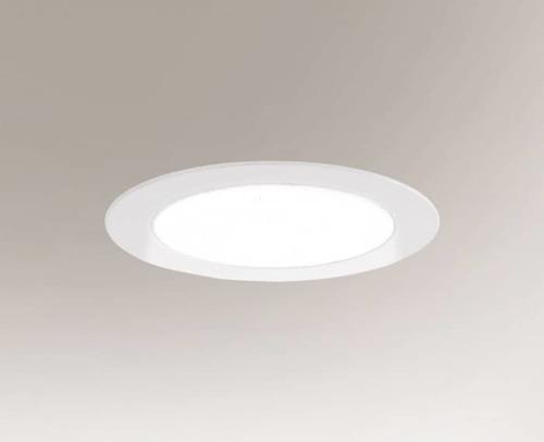 Lampa led wpuszczana TOTTORI IL 3366 10W 850 lm okrągła