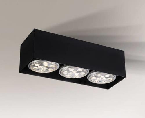 Lampa natynkowa YATOMI 1212 3 punktowa GU10 15W