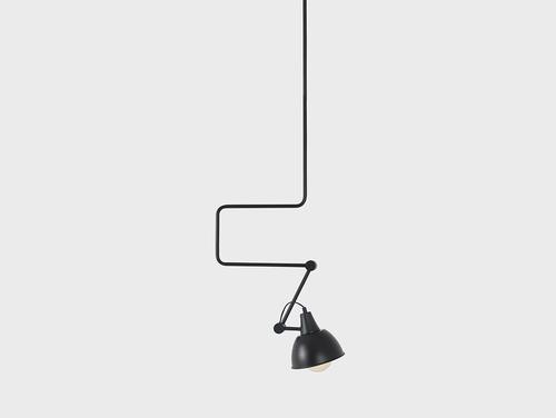 Lampa wisząca COBEN LONG - czarny