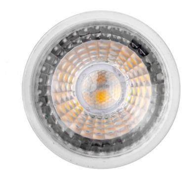 Żarówka ściemnialana LED GU10 6,5W 3000K