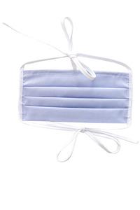 Sky - Maseczka higieniczna, wielorazowa, bawełniana 5 sztuk, kolor niebieski small 3