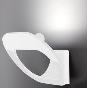 Kinkiet Fabbian DOMINA biały 1