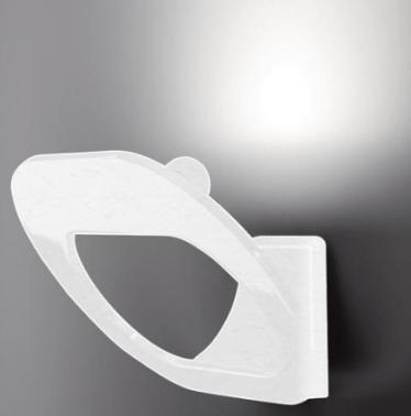 Kinkiet Fabbian DOMINA biały