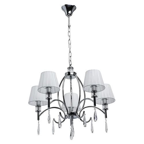 Lampa wisząca Vega Elegance 5 Chrom - 329011705