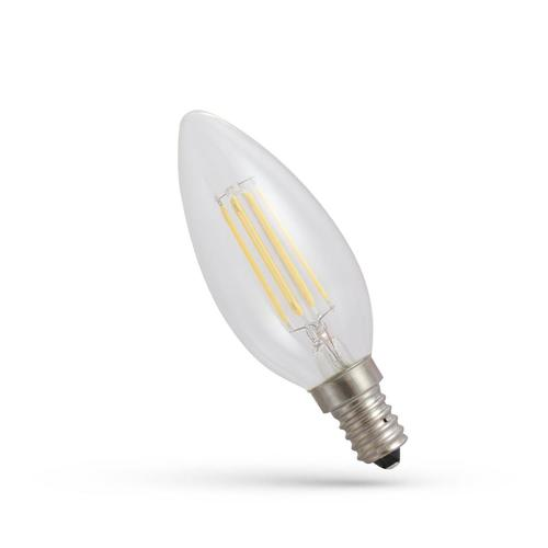Led Świecowa E-14 230v 6w Cog Nw Clear Spectrum