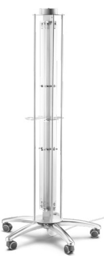 Lampa UV przenośna - Care mobile MB-150-UVC-4x40W