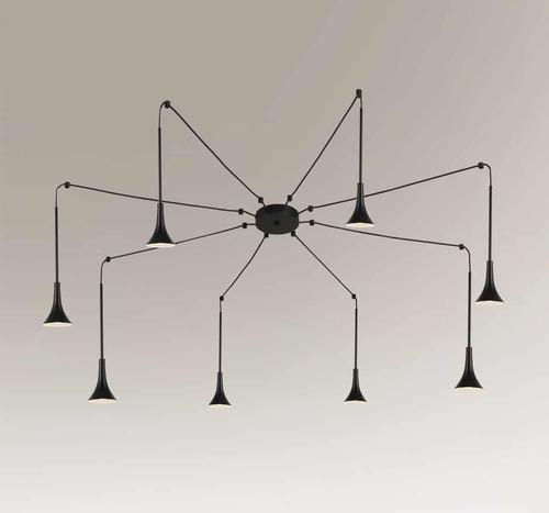 Lampa zwieszana SHILO Hida 7980