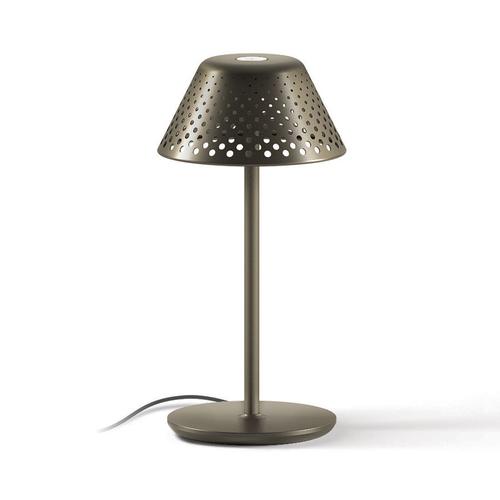 Lampa stołowa Platek MESH - 4000K