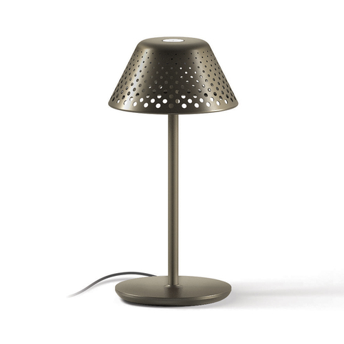 Lampa stołowa Platek MESH - 3000K