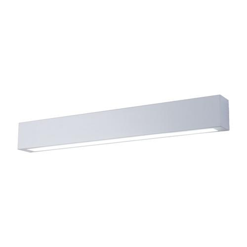 Ibros sufitowy biały średni 18W 3000K IP44