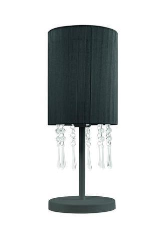 Klasyczna Lampa Stołowa Wenecja Czarna