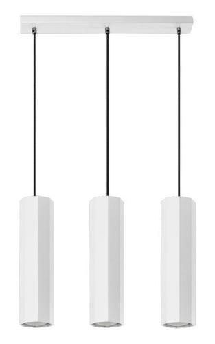 Designerska Lampa Wisząca Astral 3 Biała