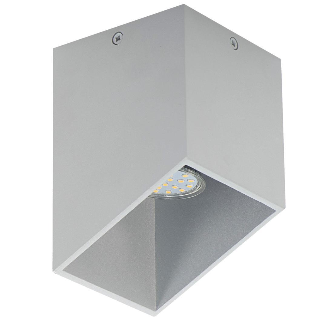 Designerski Plafon Rubik Popiel